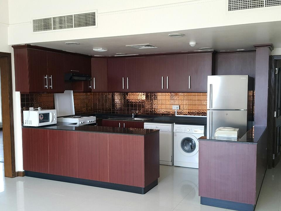 SEMI FURNISHED 2 BEDROOM APARTMENT