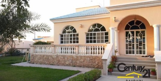 SEMI FURNISHED 3 BEDROOM VILLA FOR SALE
