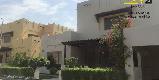 SEMI FURNISHED 4 BEDROOM VILLAS