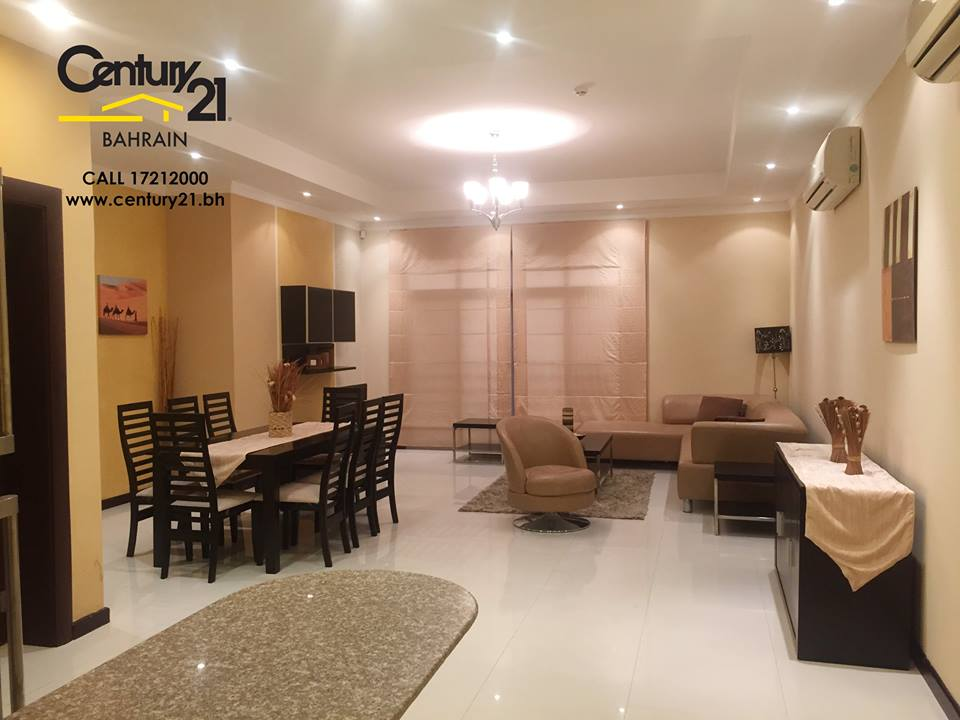 Fully Furnished 2 Bedroom Apartment Century 21