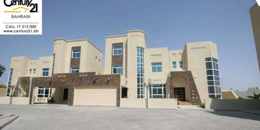 JANABIYAH : LUXURY 4 BEDROOM VILLAS FOR SALE