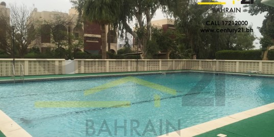 SEMI FURNISHED 5 BEDROOM VILLA IN SAAR FOR BD 1,100 EXCLUSIVE