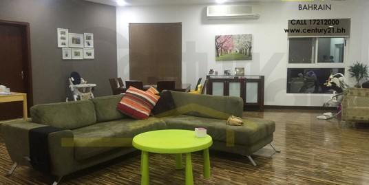 SARAYA 1 : SEMI FURNISHED 2 BEDROOM APARTMENT FOR RENT