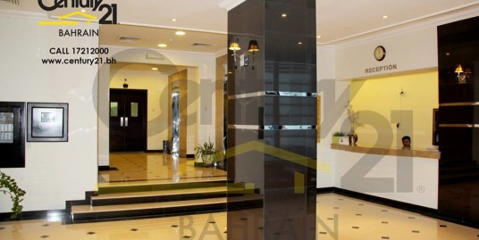 JUFFAIR : FULLY FURNISHED 2 BEDROOM APARTMENT FOR SALE