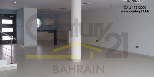 BUDAIYA HIGHWAY : SEMI FURNISHED 3 BEDROOM VILLA FOR RENT