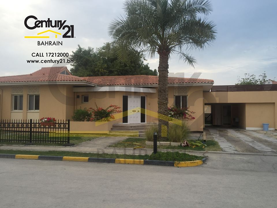 SAAR : SEMI FURNISHED 4 BEDROOM VILLA FOR RENT