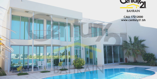 LUXURY 4 BEDROOM VILLA FOR SALE IN DURRAT AL BAHRAIN