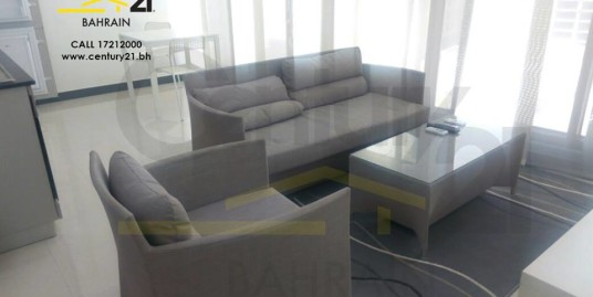 EXHIBITION ROAD : FULLY FURNISHED 1 BEDROOM APARTMENT FOR RENT