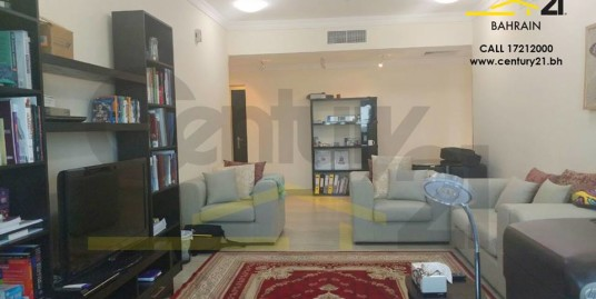 BUSAITEEN : FULLY FURNISHED 2 BEDROOM APARTMENT FR759
