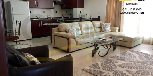 SEEF : FULLY FURNISHED 2 BEDROOM APARTMENT FOR RENT