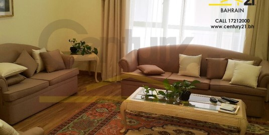 MAHOOZ : FULLY FURNISHED 2 BEDROOM APARTMENT FOR RENT