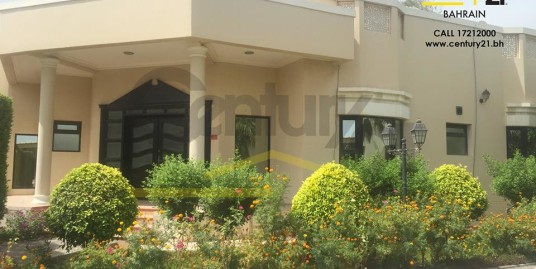 JANABIYAH : FULLY FURNISHED 4 BEDROOM VILLAS