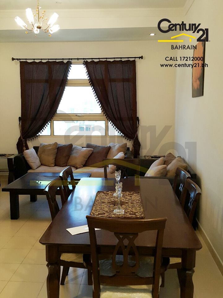 JUFFAIR : FULLY FURNISHED 2 BEDROOM APARTMENT FOR RENT