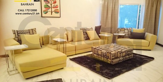 HAMAD TOWN : FULLY FURNISHED 4 BEDROOM VILLA FOR RENT