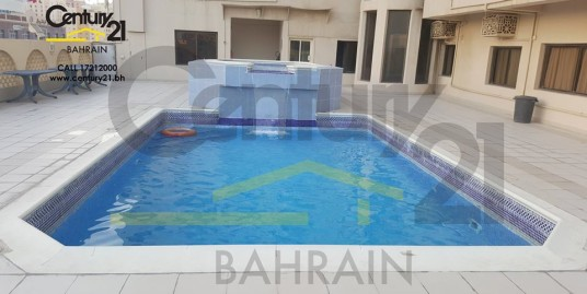 JUFFAIR : FURNISHED 2 BEDROOM APARTMENTS FOR RENT