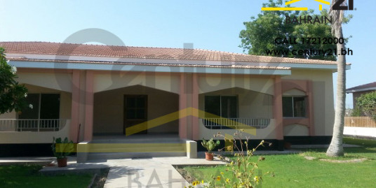4 bedroom villa for rent in Barbar