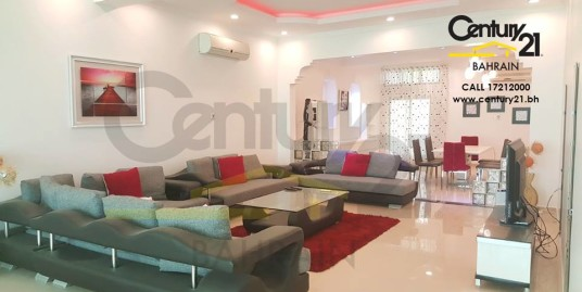 FULLY FURNISHED 3 BEDROOM PENTHOUSE WITH LAGOON VIEW IN AMWAJ ISLANDS