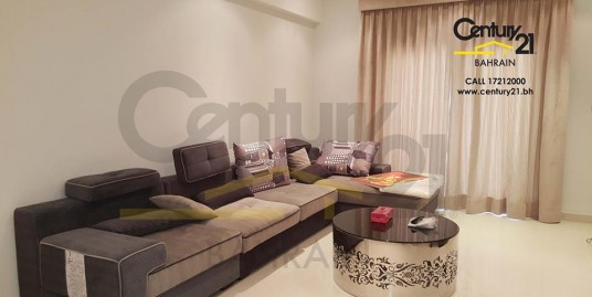 BRAND NEW ELEGANTLY FURNISHED 2 BEDROOM APARTMENT IN ADLIYA FOR BD 500 INCLUSIVE!! FR754