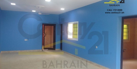 LARGE UNFURNISHED 2 BEDROOM APARTMENT IN MUQABA FOR BD 200 INCLUSIVE!! FR749