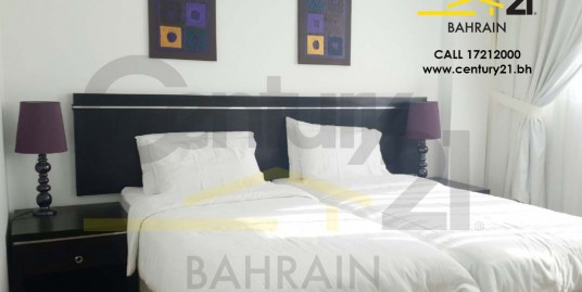 FULLY FURNISHED 2 BEDROOM APARTMENT IN JUFFAIR FOR BD 600 INCLUSIVE!! FR752
