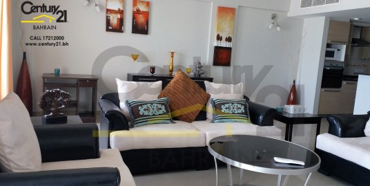 Fully furnished 2 bedroom apartment for rent FR751