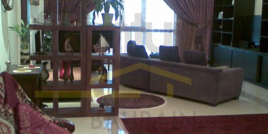 FULLY FURNISHED 3 BEDROOM APARTMENT IN JUFFAIR FOR BD 85,000!! FS458