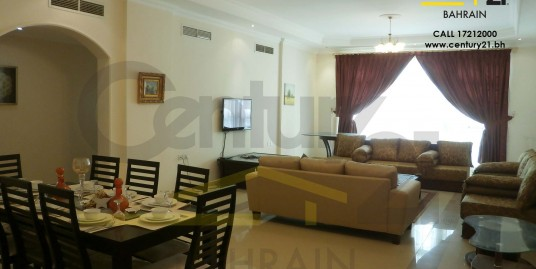 3 bedroom apartment for rent in Juffair FR747