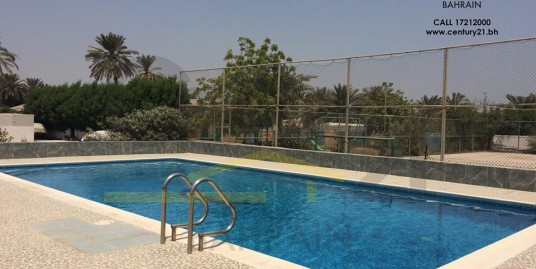 SEMI FURNISHED 3 BEDROOM VILLA IN BARBAR FOR BD 500 EXCLUSIVE!! VR451