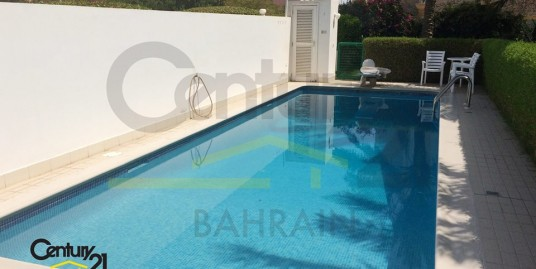 SEMI FURNISHED 4 BEDROOM VILLA IN BUDAIYA FOR BD 800 INCLUSIVE!!  VR452