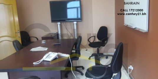 Office for sale in hoora OF163