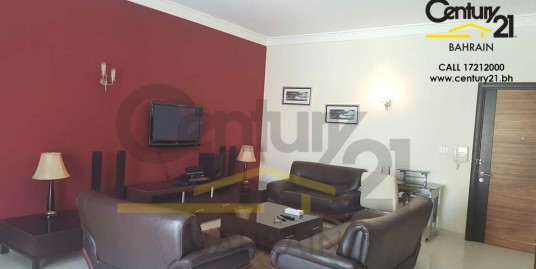 1 bedroom flat for rent in juffair FR616