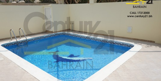 4 bedroom villa for rent in Saraya 1 VR456
