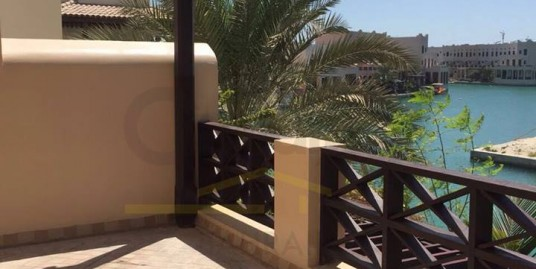 SEMI OR FULLY FURNISHED 3 BEDROOM VILLA FOR RENT IN AMWAJ ISLANDS!! VR462