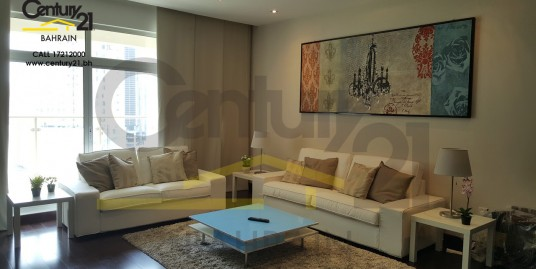 3 bedroom flat for rent in Amwaj Islands FR622