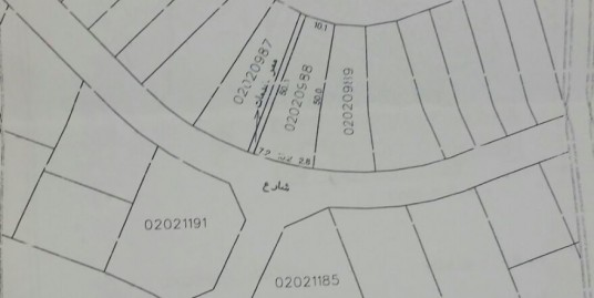 Land for sale in Amwaj LS100