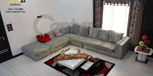 SEMI FURNISHED 5 BEDROOM VILLA IN RIFFA FOR SALE VS456