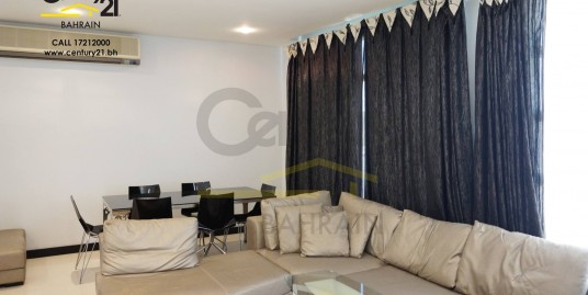 LAGOONS ESTATE : SEMI FURNISHED 2 BEDROOM VILLA FOR SALE FS457