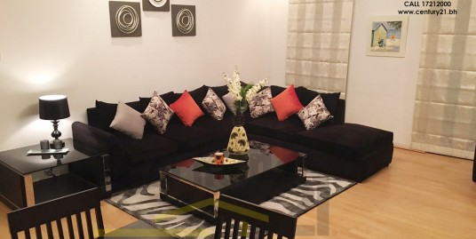 2 bedroom fully furnished apartment for rent in Sanabis FR636