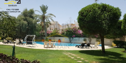3 bedroom villa for rent in Adliya VR467