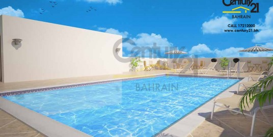 1 bedroom and 2 bedroom apartments for sale in juffair
