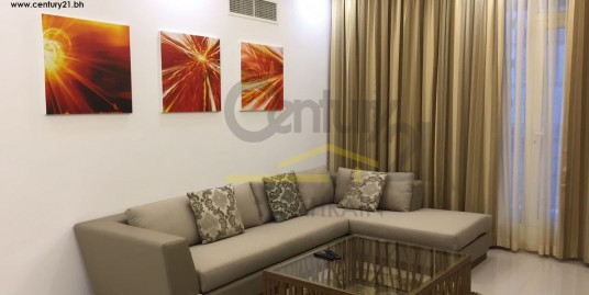 2 bedroom apartment for rent in hidd with balcony FR640