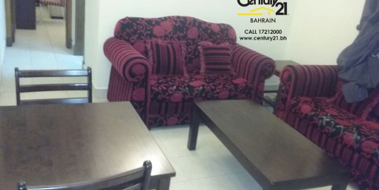 FURNISHED 1 BEDROOM APARTMENT IN JUFFAIR FOR BD 320 INCLUSIVE! FR643