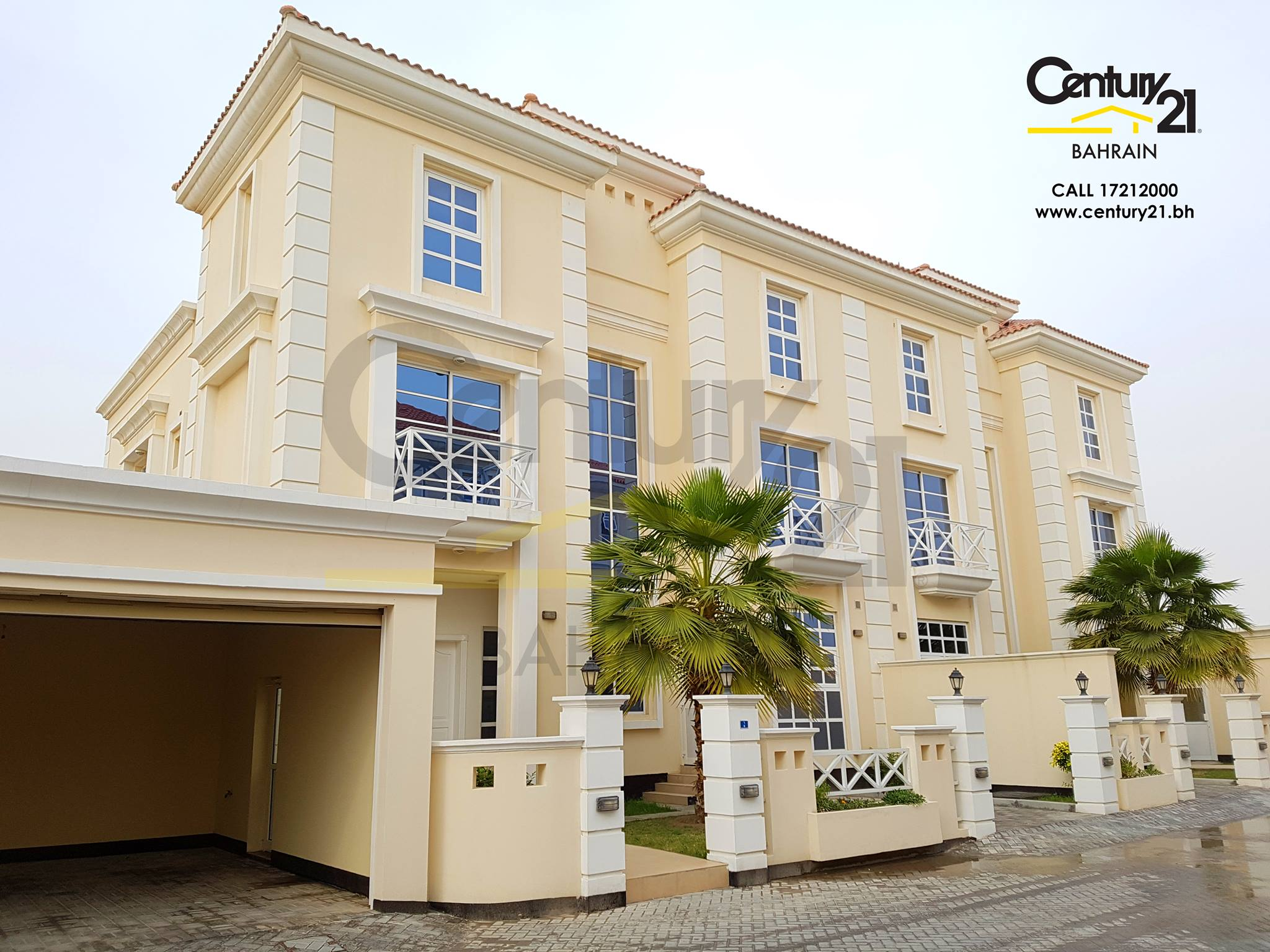 SEMI FURNISHED 4 BEDROOM COMPOUND VILLAS FOR BD 1200 EXCLUSIVE OR BD 1300 INCLUSIVE VR694