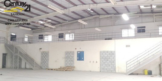 warehouse for rent in sitra WAR100