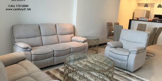 Apartment for rent in reef island FR656