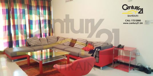 3 bedroom apartment for rent in Juffair FR679