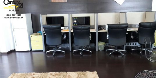 Office for rent in seef OFF170