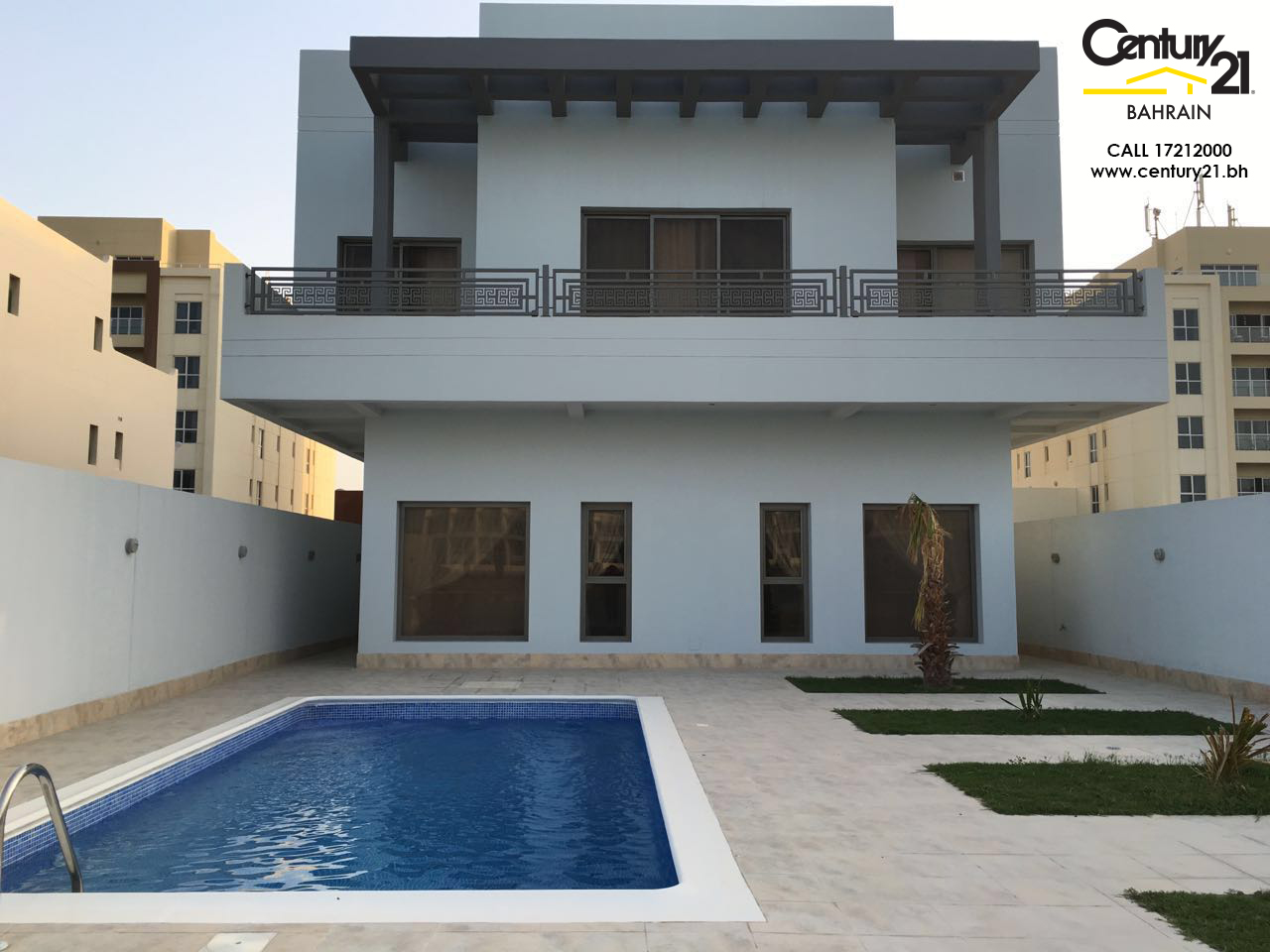 3 bedroom villa for rent in Amwaj VR698