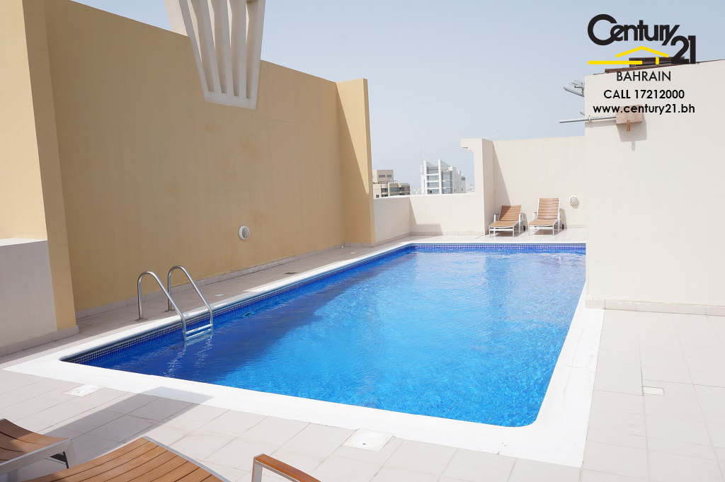 Brand new spacious apartment for rent in juffair FR688