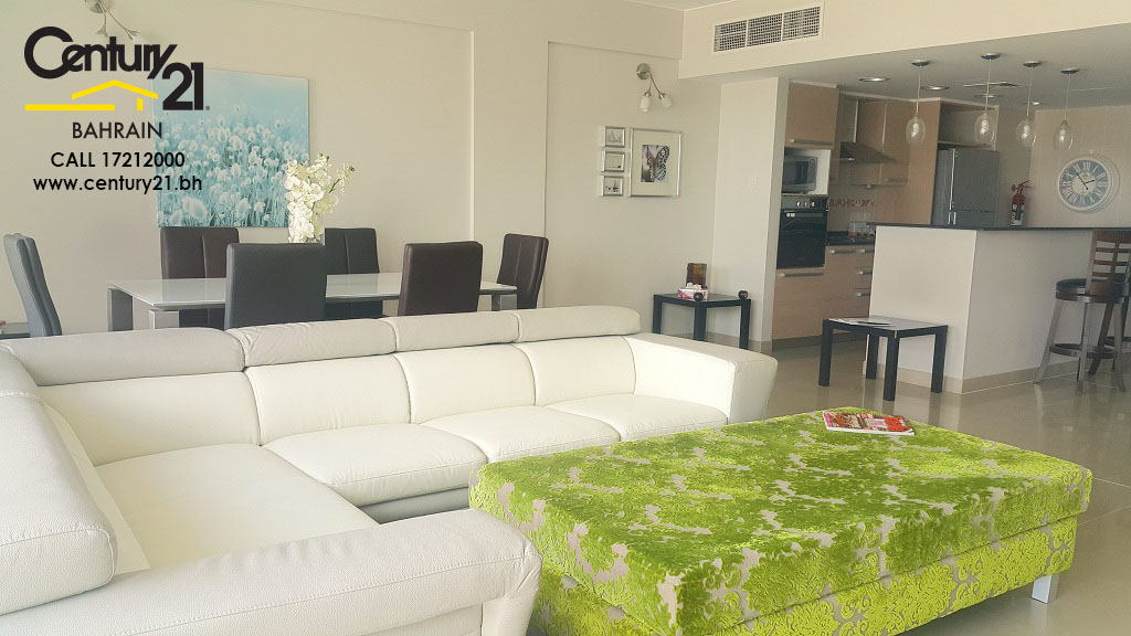 2 bedroom apartment for rent in Tala Island FR693